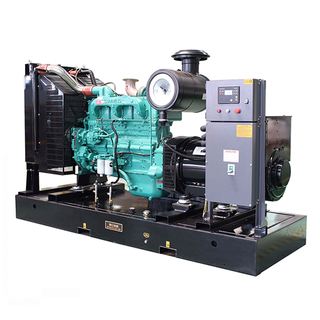 OPEN TYPE DIESEL GENERATOR SETS--CUMMINS SERIES